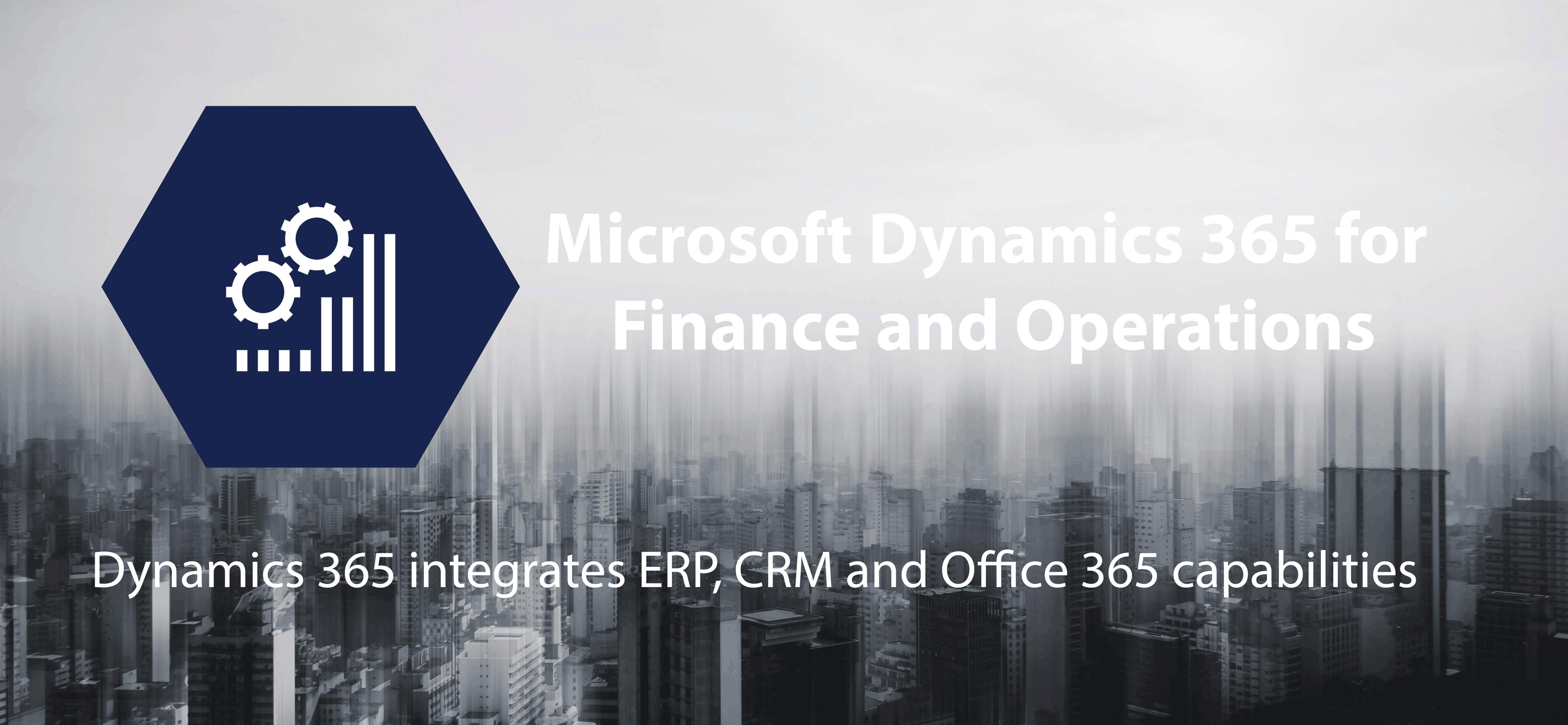 Dynamics 365 Finance and Operations Australia