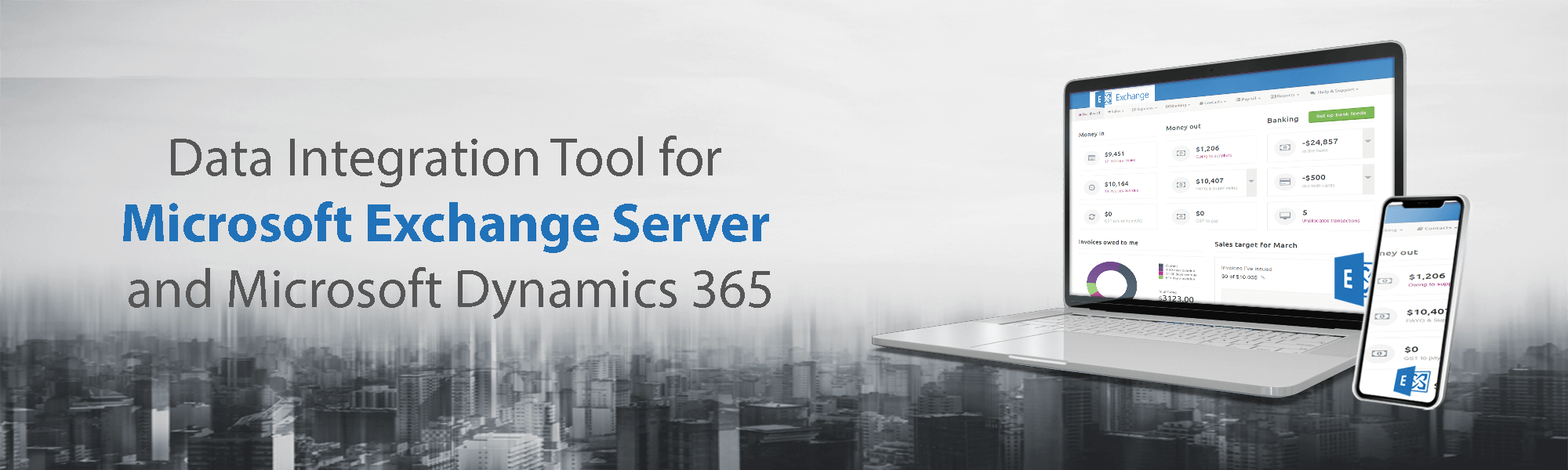 Microsoft Exchange connector with Dynamics 365