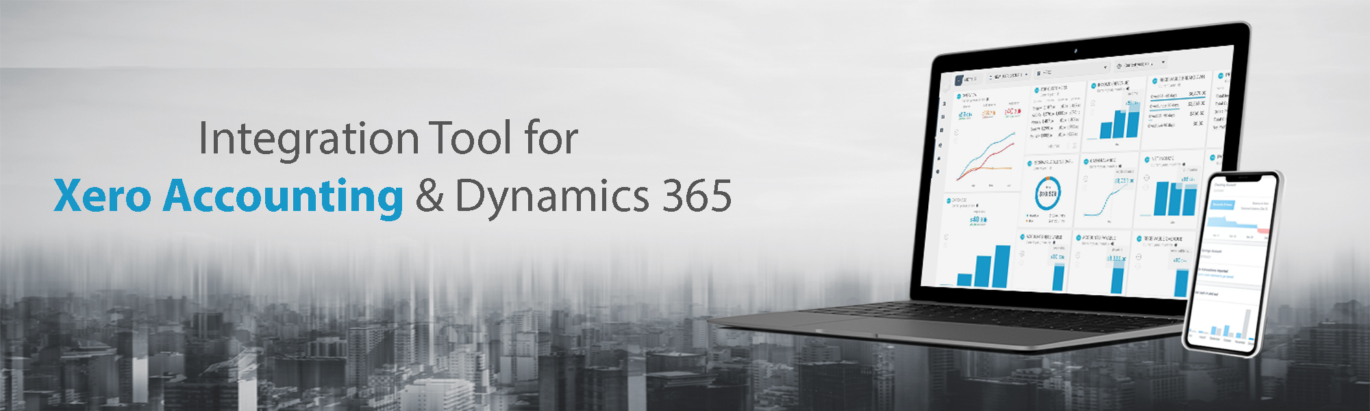 MiSync for Xero connector Dynamics 365