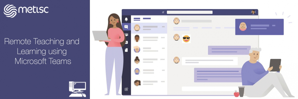 How School Can Do Remote Teaching and Learning Effectively Using Microsoft Teams