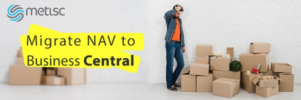 MIgrate NAV to Business Central Cloud