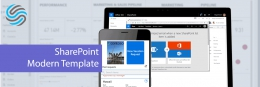 Updating classic SharePoint team site home pages to the modern template