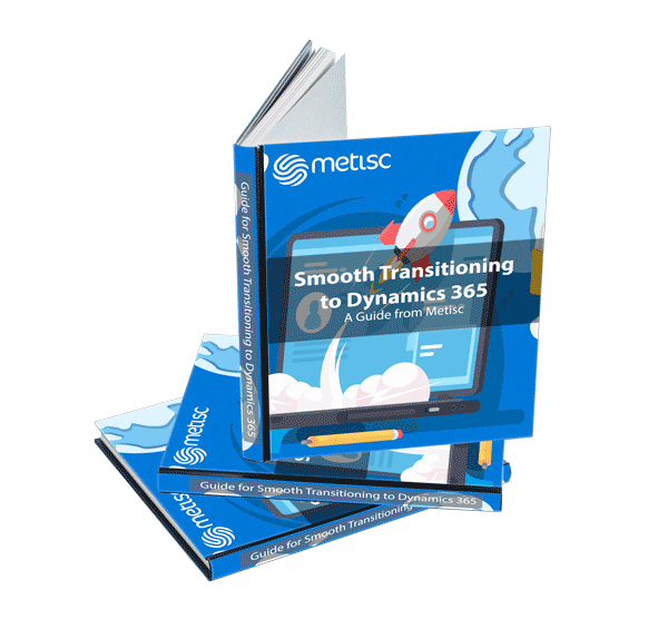 Guide to transition to Dynamics 365
